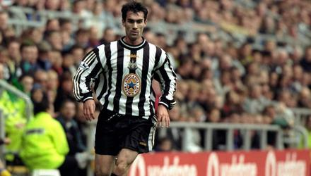 Keith Gillespie has been speaking about his former club.