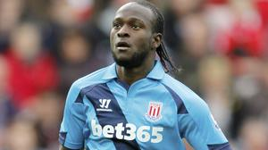 Victor Moses has suffered a thigh injury