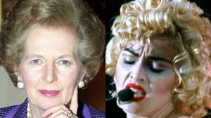Margaret Thatcher was prime minister and Madonna was top of the charts when Liverpool last won the league (Tony Harris/PA Archive/PA)