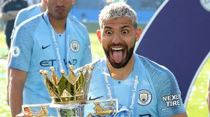 Sergio Aguero has become an all-time great at Manchester City (Nick Potts/PA)