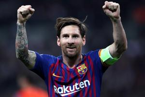 Argentina captain Messi is reportedly preparing to leave Barcelona (Nick Potts/PA)