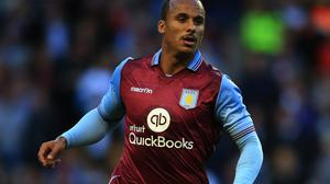 Gabby Agbonlahor is Aston Villa's club captain and longest serving player.