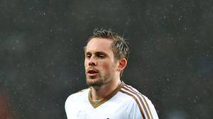 Gylfi Sigurdsson scored the winner in Swansea's 1-0 Barclays Premier League victory over Chelsea.