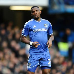 Samuel Eto'o says Chelsea need to be challenging for the title every season