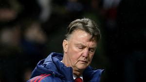 Manchester United manager Louis van Gaal has promised his team will play attacking football if it is allowed to