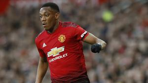 Anthony Martial's contract expires next summer (Martin Rickett/PA)