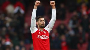 Arsenal have kept two clean sheets in both of Pablo Mari's games so far. (Bradley Collyer/PA)