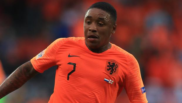 Steven Bergwijn is on the verge of signing for Tottenham (Mike Egerton/PA)