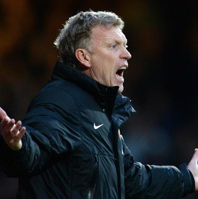 David Moyes has reached a settlement with Manchester United