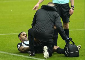 Callum Wilson misses out for Newcastle (Owen Humphreys/PA)