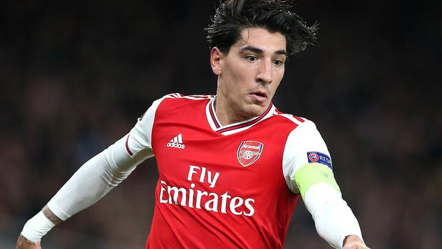 Hector Bellerin has called for unity at Arsenal (Nigel French/PA)