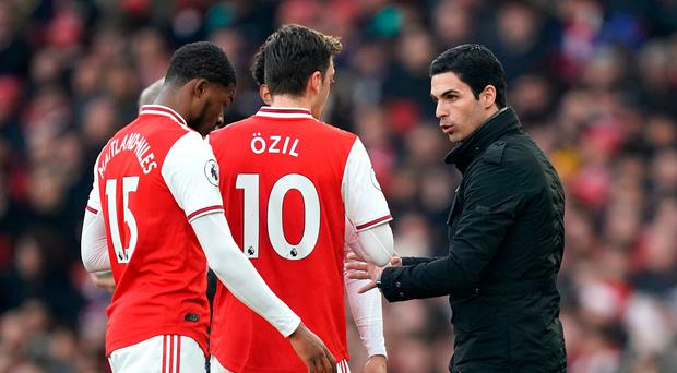 Listen up: Mikel Arteta is clear with what he wants Arsenal's future to look like
