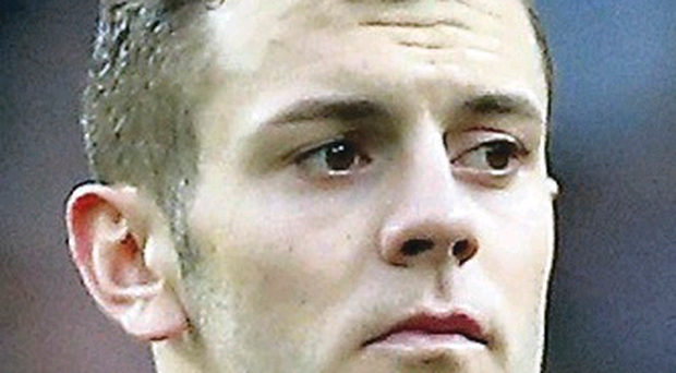 Jack Wilshere must wait to find out if he will be charged