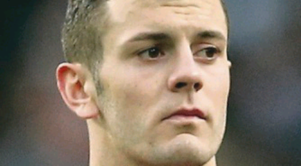 Jack Wilshere could receive a two-game suspension