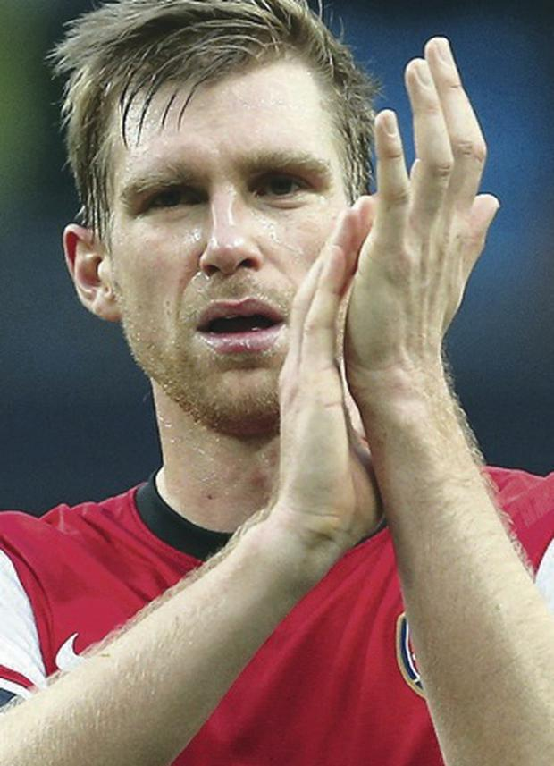 Window open: Per Mertesacker wants new faces at Arsenal