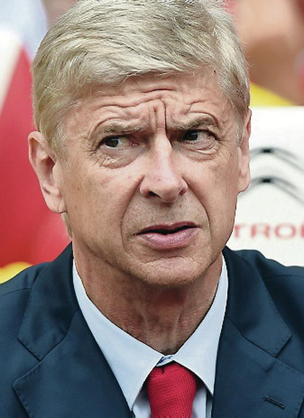 Rules: Arsene Wenger has questioned feeder clubs