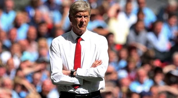Boost: Arsene Wenger can now call upon his German players