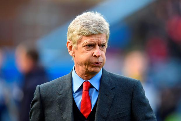 Feeling optimistic: Arsene Wenger expects more from his side