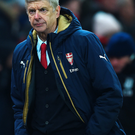 Arsene Wenger was disgusted by Stoke fans' chants