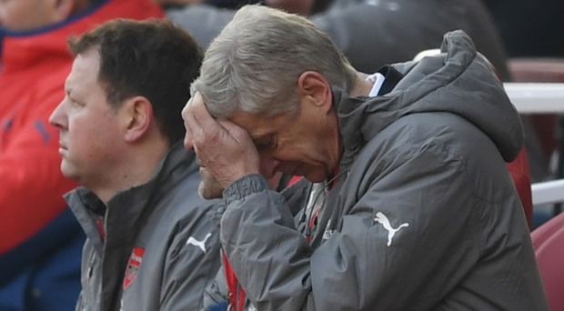 Decisions to make: Arsene Wenger has a new contract on the table but has yet to decide whether or not to sign on