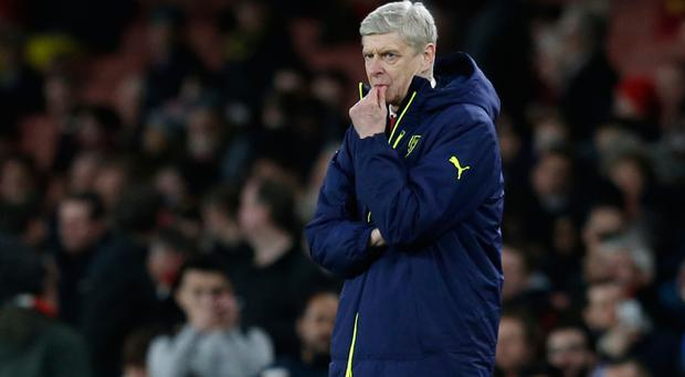 Pressure: Arsene Wenger says he can't ignore fan protests