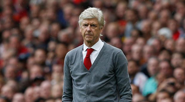 Dilemma: Arsene Wenger could lose two stars in January