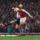 Silenced doubters: Hector Bellerin let football do talking