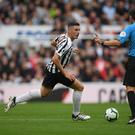 Unlucky run: Ciaran Clark says Newcastle have played well