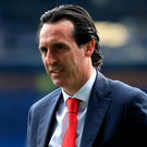 Gunning for win: Arsenal manager Unai Emery