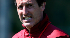 Recruitment plan: Unai Emery