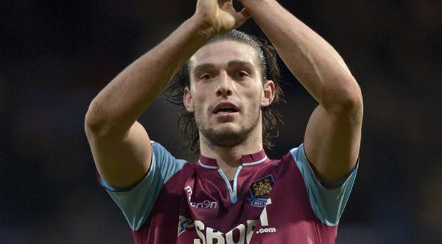 Andy Carroll has revealed his frustration at his injury-blighted loan stint with West Ham