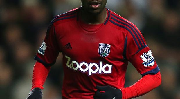Youssouf Mulumbu told a fan on Twitter he should be available to face Liverpool