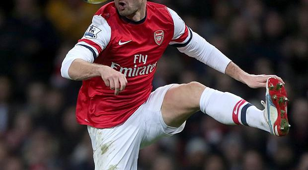 Olivier Giroud has scored 14 goals and made several assists for the Gunners since his arrival