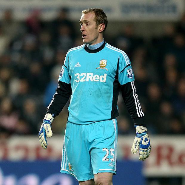 Gerhard Tremmel has established himself in the Swansea first team this season