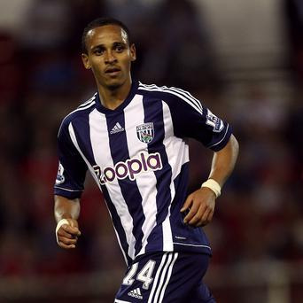 Peter Odemwingie has been linked with a move to Crystal Palace