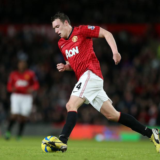 Phil Jones should be fit for Manchester United's game with Everton