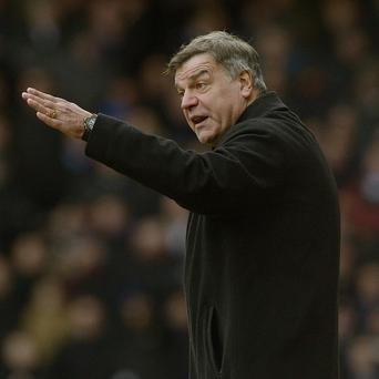 Sam Allardyce stands by the comments he made after West Ham's FA Cup defeat to Manchester United