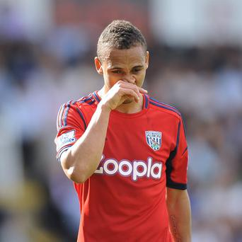 Peter Odemwingie has already apologised for his Twitter attacks against West Brom