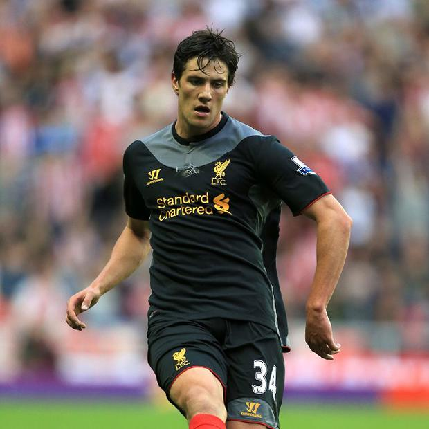 Martin Kelly is currently sidelined with a cruciate knee ligament injury
