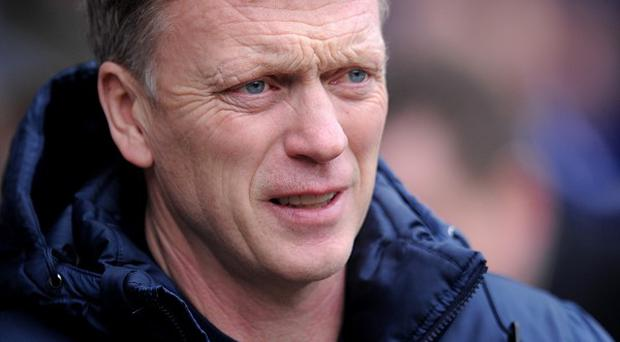 David Moyes' Everton have not won at Old Trafford since before he was in charge in 1992