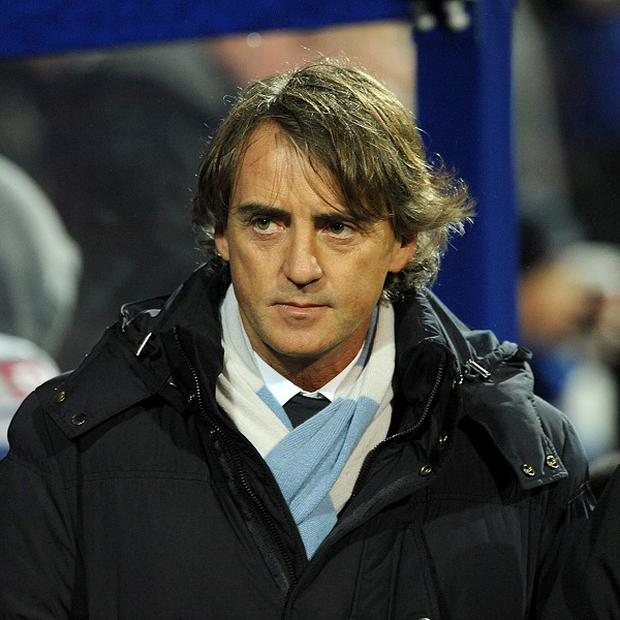 Roberto Mancini was furious after the defeat to Southampton