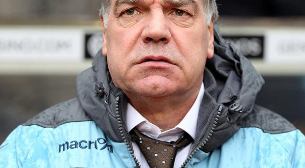 Sam Allardyce wants to keep any talks over a new deal private