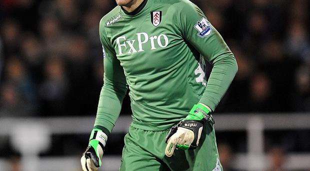 Mark Schwarzer's current Fulham contract expires in the summer