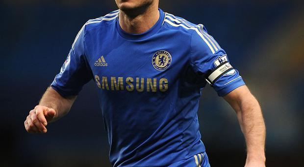 Frank Lampard could leave Chelsea at the end of the season