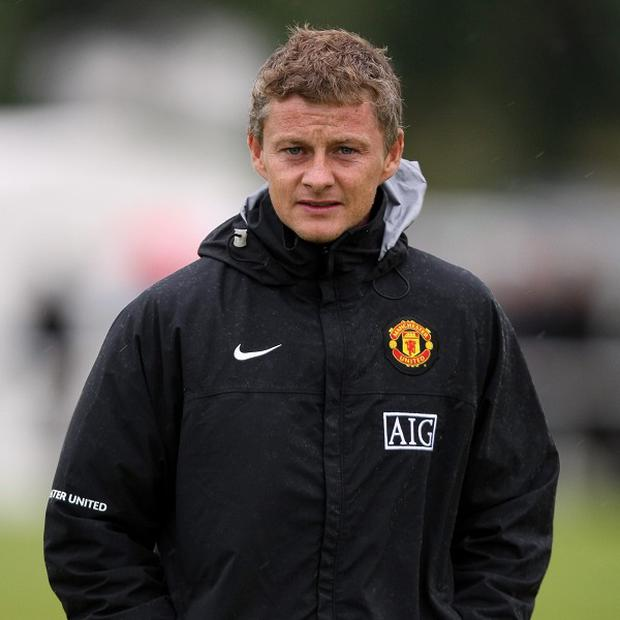 Ole Gunnar Solskjaer managed Manchester United's reserves before taking charge of Molde