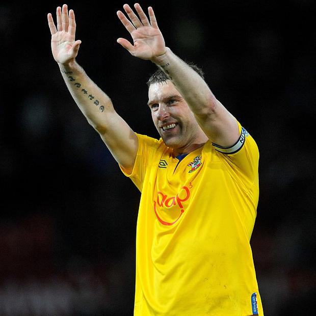 Rickie Lambert has scored 99 goals for Southampton