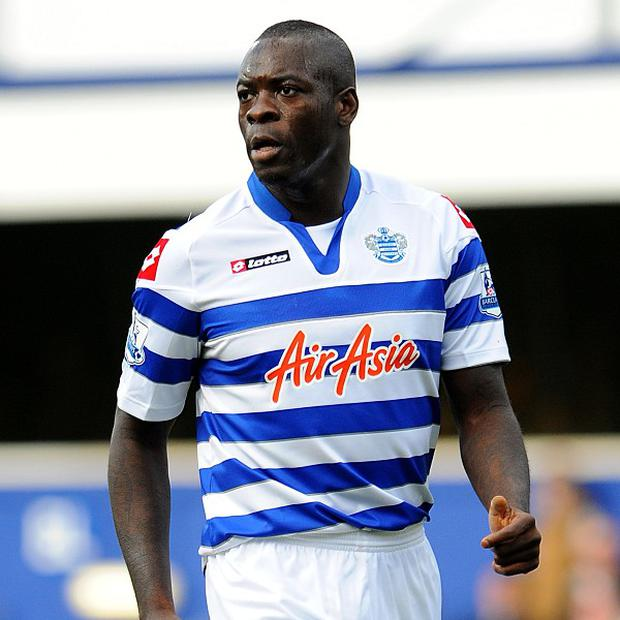 Christopher Samba joined QPR from Anzhi for £12.5million in January