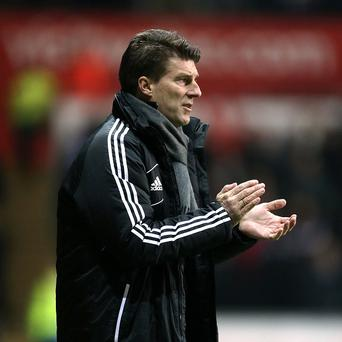 Michael Laudrup's existing deal runs until the end of next season