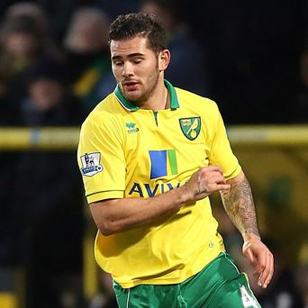 Bradley Johnson has made a total of 57 appearances for Norwich so far