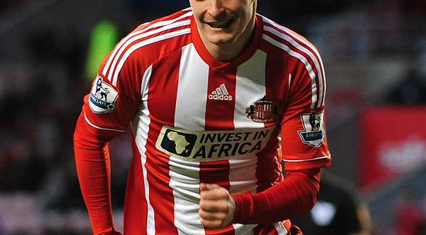 Adam Johnson hopes he can win back his place in the England squad